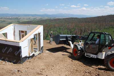 Icf formtech insulated concrete foundation systems for Being your own general contractor